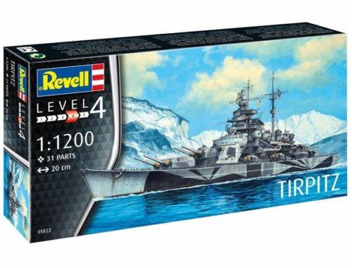 Revell Tirpitz 1:1200 (5822)