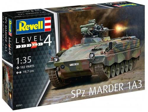 Revell SPz Marder 1A3 1:35 (3261)