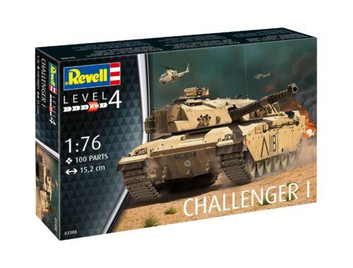 Revell Challenger I Tank 1:76 (3308)