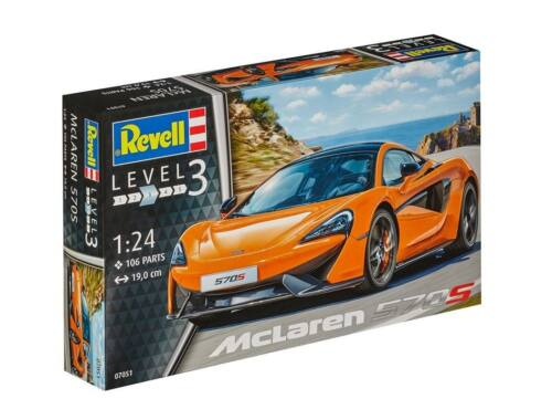 Revell McLaren 570S 1:24 (7051)