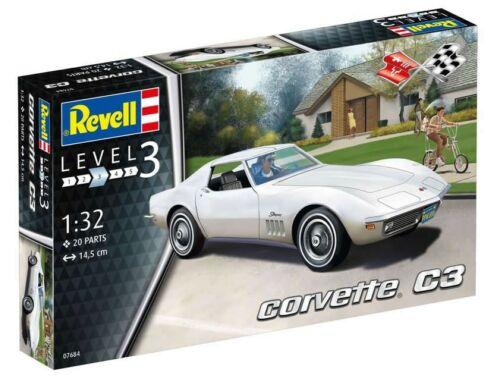 Revell Corvette C3 1:32 (7684)