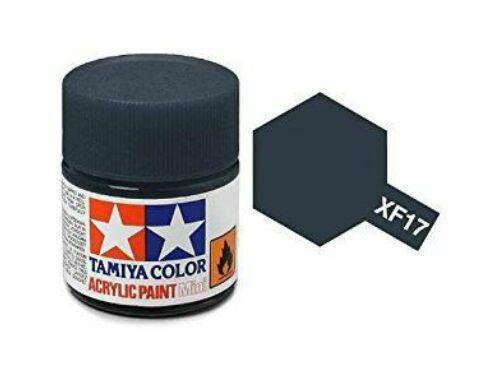 Tamiya AcrMini XF-17 Sea Blue (81717)