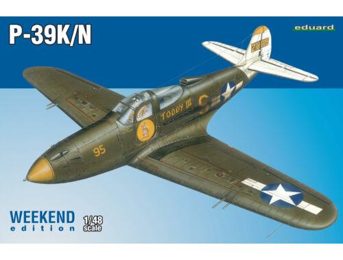 Eduard P-39K/ N WEEKEND edition 1:48 (84161)