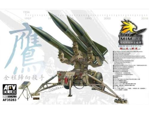 AFV Club U.A.MIM-23 HAWK(Homing All the way killer) 1:35 (AF35283)
