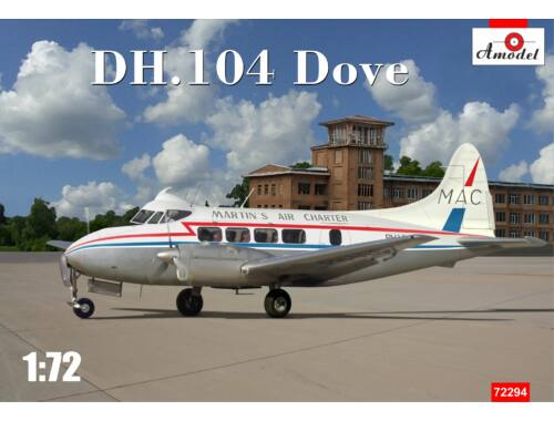 Amodel DH.104 Dove 1:72 (72294)