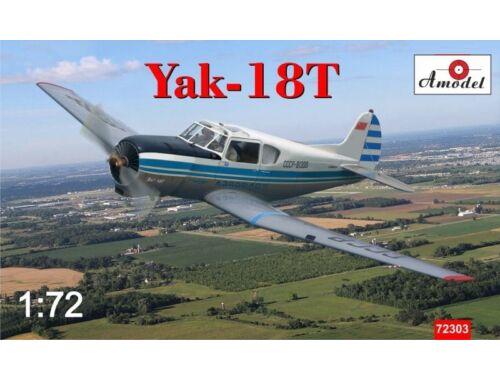 Amodel Yak-18T 1:72 (72303)