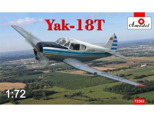 Amodel Yak-18T 1:72 (72303-1)