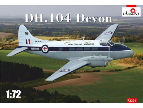 Amodel DH.104 Devon 1:72 (72334)