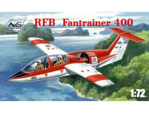 Avis RFB Fantrainer 400 1:72 (72024)