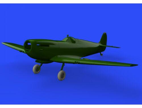 Eduard Spitfire Mk.IX wheels - 4 spoke for REVELL 1:32 (632106)
