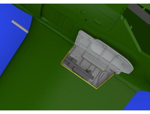 Eduard Fw 190A wingroot gun bays for EDUARD 1:48 (648356)