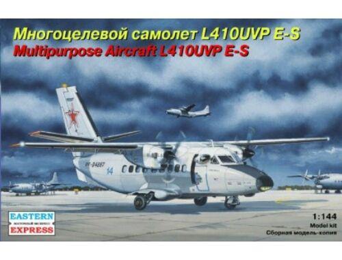 Eastern Express Let L-410UVP ES short-haul aircraft,BBC 1:144 (144104)
