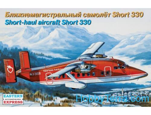 Eastern Express Short 330 short-haul aircraft 1:144 (14488)