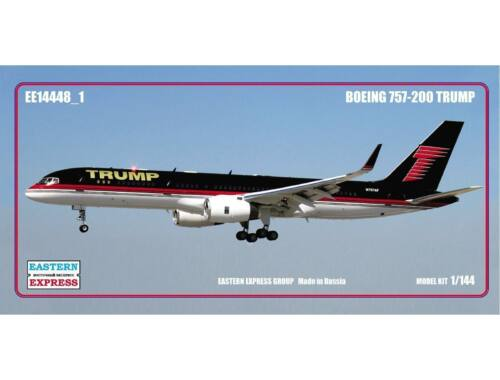 Eastern Express Boeing 757-200 TRUMP (Limited Edition) 1:144 (14488_1)