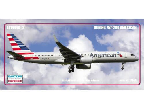 Eastern Express Boeing 757-200 American(Limited Edition) 1:144 (14488_2)