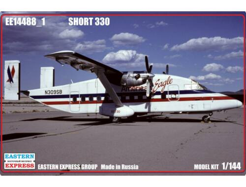 Eastern Express Short 330 short-haul aircraft,American Eagle (Limited Edition) 1:144 (1448801)