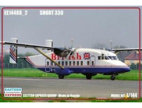 Eastern Express Short 330 short-haul aircraft,British (Limited Edition) 1:144 (1448802)
