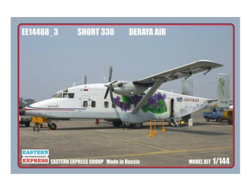 Eastern Express Short 330 short-haul aircraft,Deraya Air (Limited Edition) 1:144 (1448803)