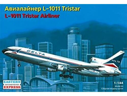 "Eastern Express Lockheed L-1011""TriStar""American medium/ long-haul 1:144 (14497)"