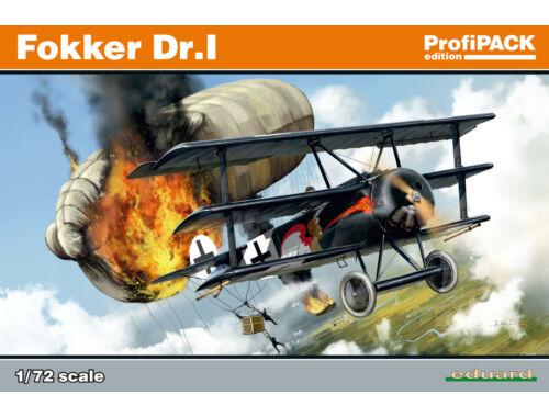 Eduard Fokker Dr.I ProfiPACK 1:72 (7039)