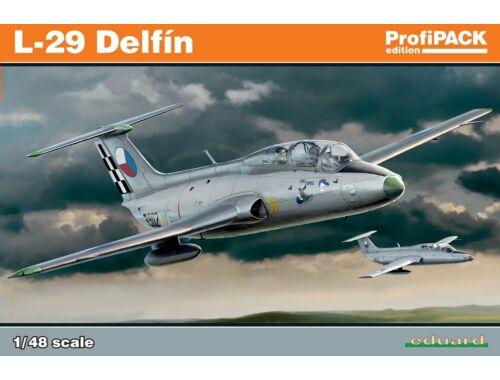 Eduard L-29 Delfín ProfiPACK 1:48 (8099)