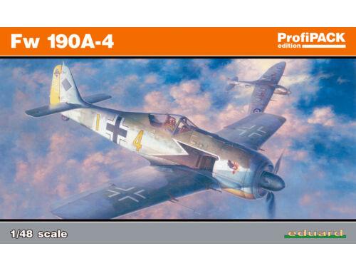 Eduard Fw 190A-4 ProfiPACK 1:48 (82142)