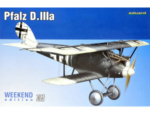 Eduard Pfalz D.IIIa WEEKEND edition 1:48 (8417)