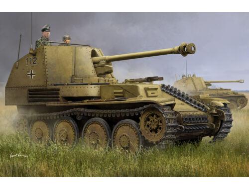 Hobby Boss Marder III Ausf.M Tank Destroyer Sd.Kfz. 138-Early 1:35 (80169)