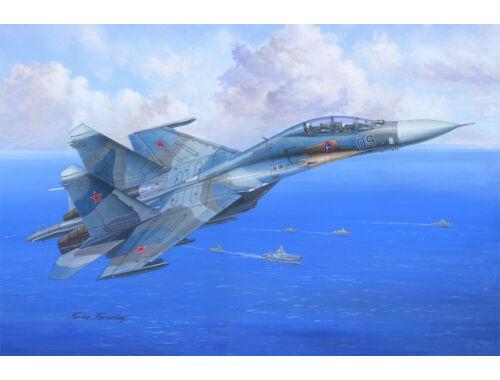 Hobby Boss Su-27UB Flanker C 1:48 (81713)