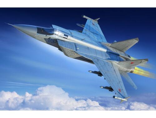 Hobby Boss Russian MiG-31M Foxhound 1:48 (81755)
