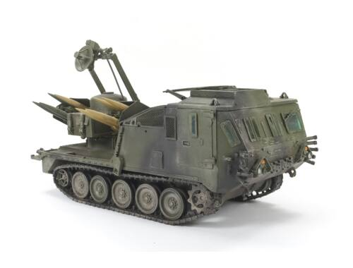 Hobby Fan Tracked Rapier (complette resin kit) 1:35 (HF086)