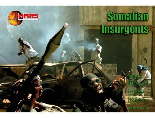 Mars Somalian Insurgents 1:32 (32012)