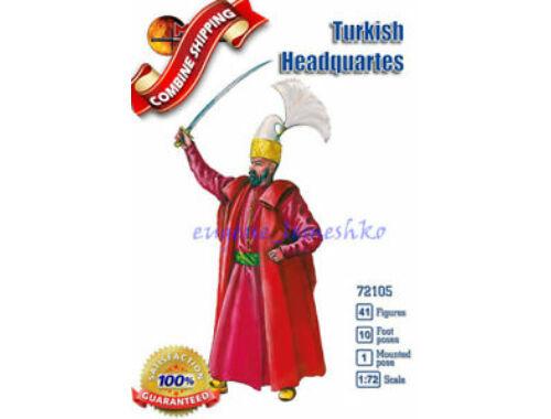 Mars Turkish headguartes 1:72 (72105)