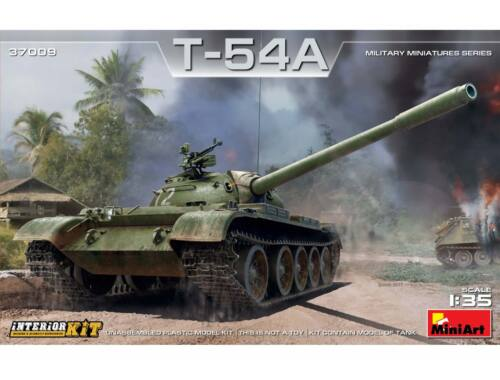 Miniart T-54A Interior Kit 1:35 (37009)
