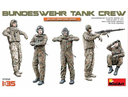 Miniart Bundeswehr Tank Crew 1:35 (37032)