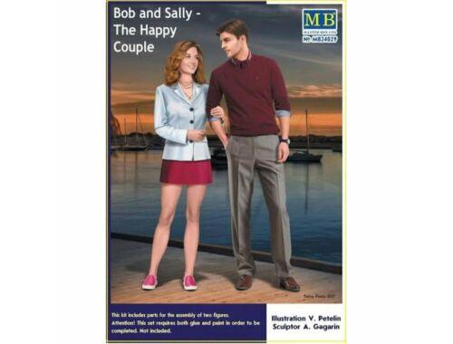 Master Box Bob and Sally 1:24 (24029)