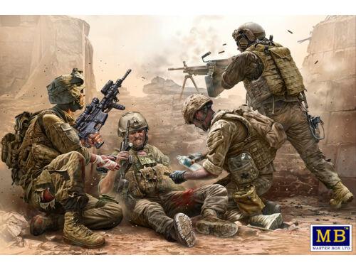 Master Box Modern US infantry 1:35 (35193)