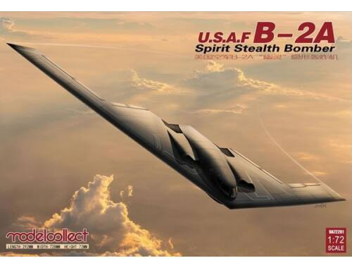Modelcollect USAF B-2A Spirit Stealth Bomber 1:72 (UA72201)