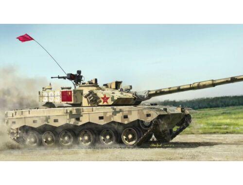 Meng PLA Main Battle Tank ZTZ96B 1:35 (TS-034)