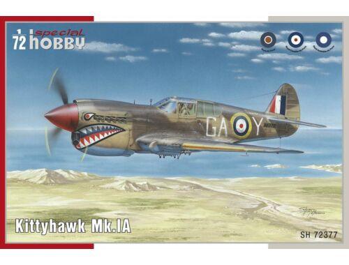 Special Hobby Kittyhawk Mk.I 1:72 (72377)