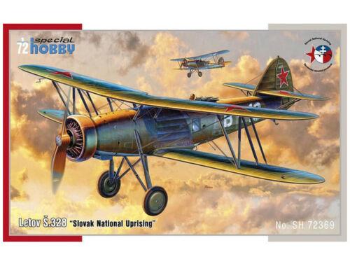 "Special Hobby Letov S.328""Slovak National Uprising"" 1:72 (72369)"