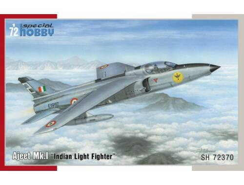 "Special Hobby Ajeet Mk.I""Indian Light Fighter"" 1:72 (72370)"