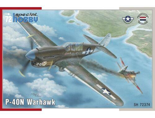 Special Hobby P-40N Warhawk 1:72 (72374)