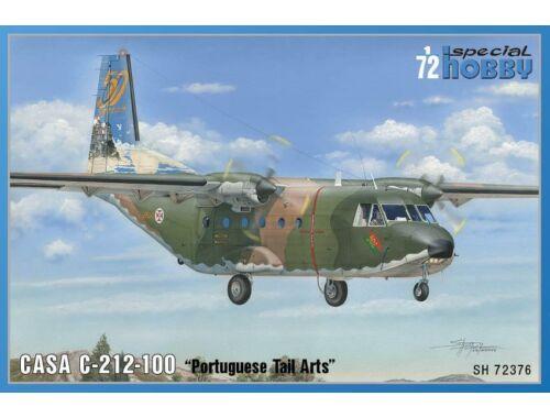 "Special Hobby CASA C.212-100 ""Tail Art"" 1:72 (72376)"