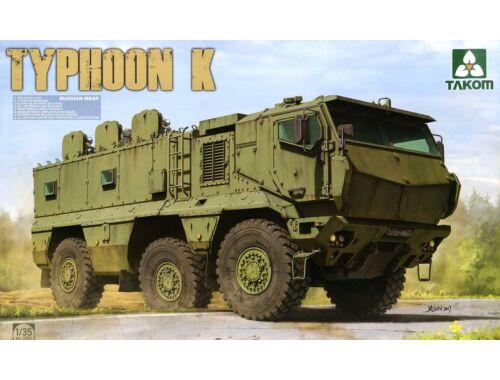 Takom Russian MRAP Typhoon-K 1:35 (2082)