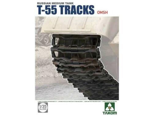 Takom T55 Tracks OMSH 1:35 (2092)