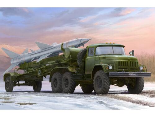 Trumpeter Russian Zil-131V towed PR-11 SA-2 Gudeli 1:35 (01033)