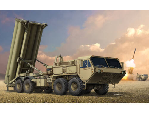 Trumpeter Terminal High Altitude Area Defence (THAAD) 1:35 (1054)