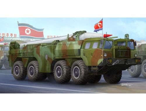 Trumpeter DPRK Hwasong-5 short-range tactical ballixtic missile 1:35 (1058)
