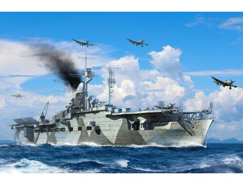 Trumpeter German Navy Aircraft Carrier DKM Graf Zeppelin 1:350 (6709)